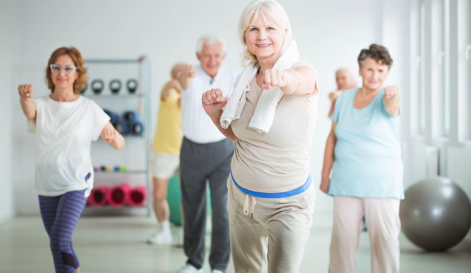exercise helps joint pain